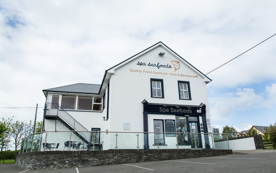 Spa Seafoods, The Spa, Tralee, co Kerry